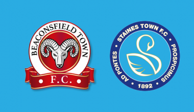 Beaconsfield vs Staines