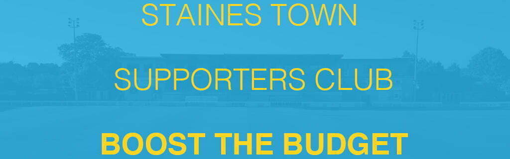 Supporters Club Boost the Budget Campaign