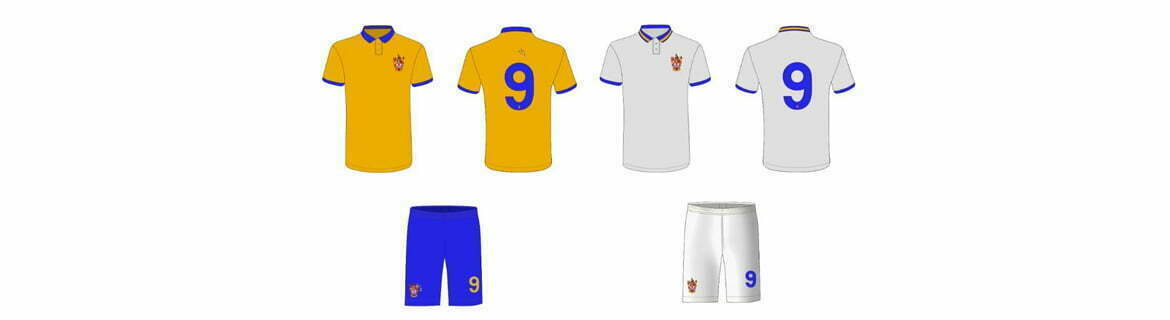 Staines Town FC NEW KIT for 2020-2021 Season